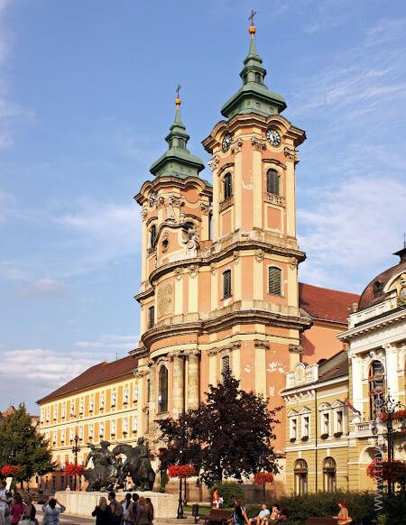 Церков Антония Падуанского (церковь миноритов)