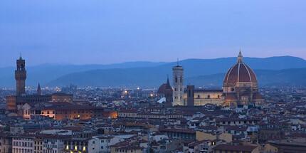 Флоренция панорама