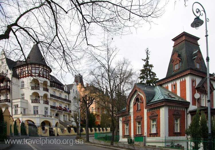 Дома Карловы Вары