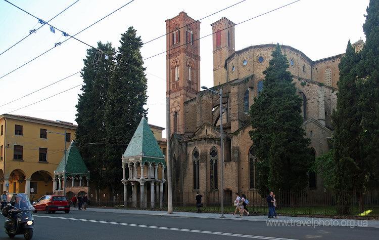 Базилика Святого Франциска в Болонье