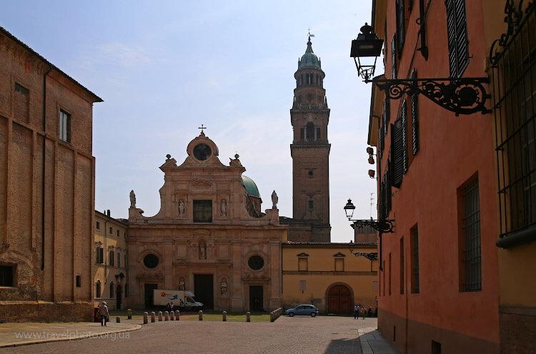 Парма, церковь Иоанна Евангелиста