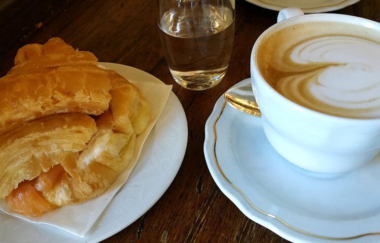 Завтрак в Болонье